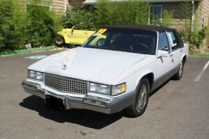 1990 Cadillac deville SAFETY CERTIFIED