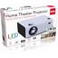 """thumbnail 1 - RCA  Projector 2000 Lumens 480p, 1080P compatible 150"""" Picture Size - RPJ136"""