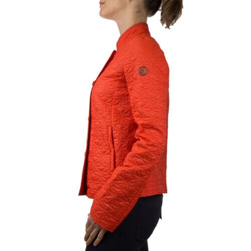 Armani Col Giubbino Donna Tg 42 Arancione Jeans nnAxq8v