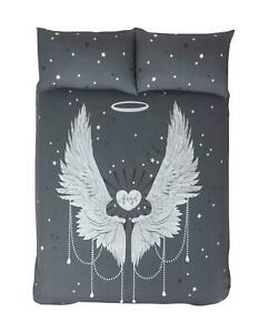 ANGEL-WINGS-GREY-COTTON-BLEND-DOUBLE-DUVET-COVER