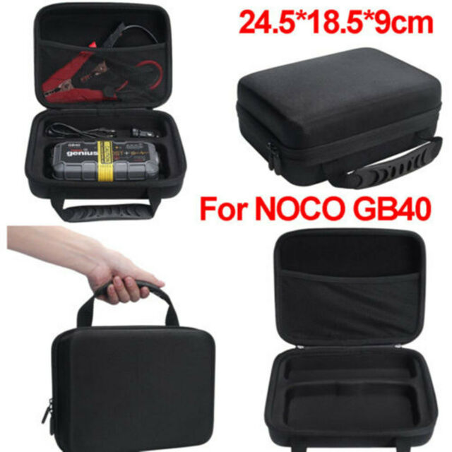 Hard EVA Carry Case Storage Bag For   GB40 Boost Battery Charger * LL