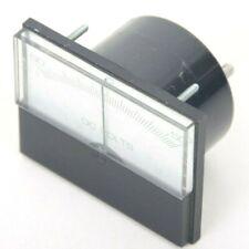 Vintage Modutec Direct Current Volts Panel Meter Gauge 50 0 50
