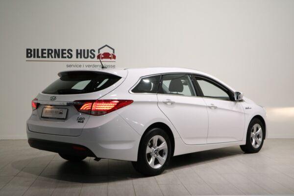 Hyundai i40 1,7 CRDi 136 Style CW - billede 1
