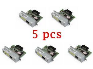 Servers Ub-e03 Ub-e02 Ethernet Interface For Tm U220b 220pb 220pd 220pa Tm T81 T82ii T88iii T88iv T88v T70 T90 T86l Highly Polished