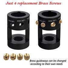 Brass Screws For 3mirrors 25mm Tig Welding Tungsten Grinder Sharpener Tool