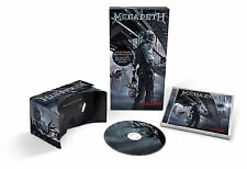Megadeth Dystopia w/ 2 Bonus Songs Best Buy /UK deluxe editio w/ Reality Goggles