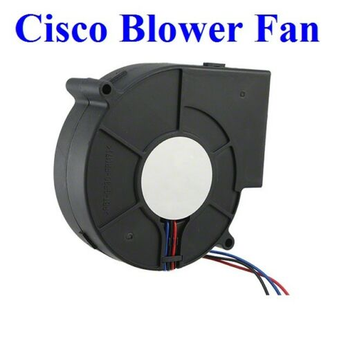 Quiet New Blower Fan Kit 97x33mm for Cisco 2948G 3550 2960 2970G 2950 3750