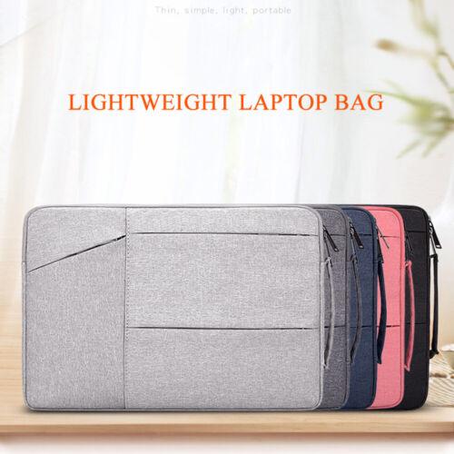 LAPTOP CUSTODIA NOTEBOOK Cover Borsa per MacBook Lenovo HP Dell 11 13 14 15