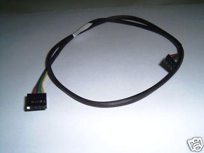 HDD LED Kabel W 50x Chenbro 4 PIN MPC - für Chenbro Mini SAS Backplane USB