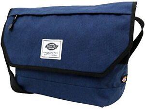Dickies-Dikki-S-Shoulder-Bag-Messenger-Bag-Navy-Free-New