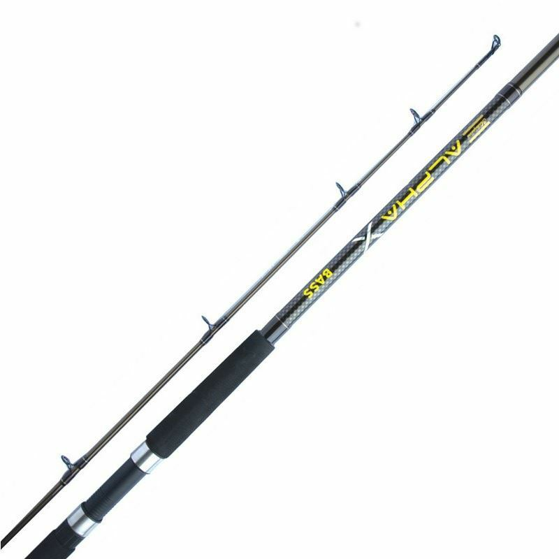 Shakespeare Alpha-X Bass Rod 11' 2-4oz