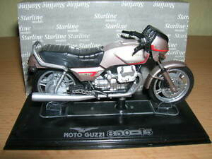 Starline-Moto-Guzzi-850-T5-850T5-1-24-Motorrad-Motorbike-MotoNeu-OVP