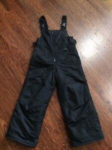 beed241c9 WOW  Cherokee Youth Boys 6 8 Black Winter Snow Ski Jumpsuit
