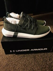 Details about Under Armour Shoes UA Vibe Sport Men's 10.5 GrnWhite Brand New With Box