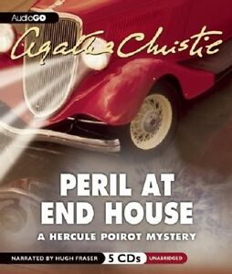 PERIL-AT-END-HOUSE-A-Hercule-Poirot-Mystery-Agatha-Christie-Unabridged-Audio-CD
