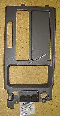 SHIFTER CONSOLE PLATE A//T,C4 Corvette,1990,91,New,Auto