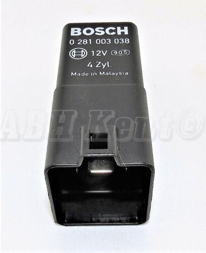 350-Jeep Dodge Diesel 9-Pin Bujías Relay Bosch 0281003034 4-Zyl 56044671AC.