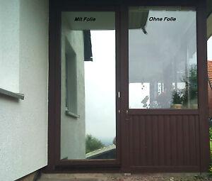 5 92 m spiegelfolie fensterfolie uv sonnenschutz. Black Bedroom Furniture Sets. Home Design Ideas