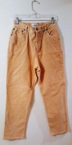 Pre-Owned-Women-s-Chadwicks-Tan-Corduroy-Pants-Size-10