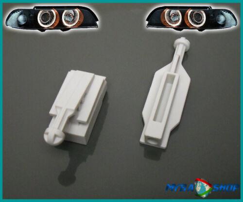 96-/>00 oder 00-/>03 Halogen Xenon Scheinwerfer Reflektorhalter für BMW E39 Bj