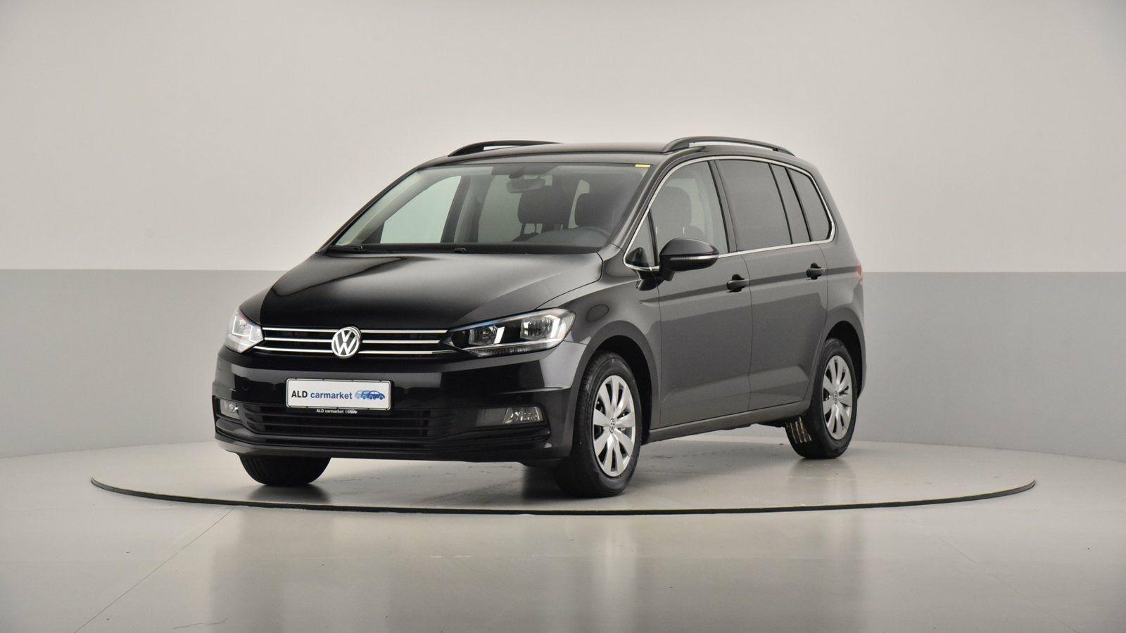 VW Touran 2,0 TDi 150 Comfortline DSG BMT 5d - 327.000 kr.