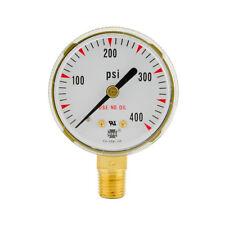 2 X 400 Psi Welding Regulator Repair Replacement Gauge For Acetylene