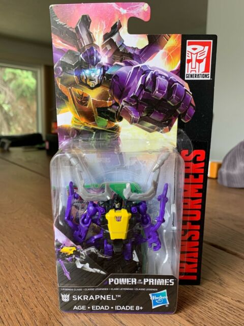 Transformers Power of the Primes Skrapnel