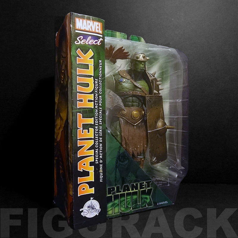 Marvel Select - Planet Hulk 10'' Action Figure, Thor  Ragnarok (Exclusive)