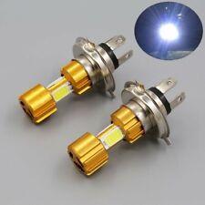 H4 LED Light COB Motorcycle Motorbike Headlight Bulb Bright White Lamp LD1627