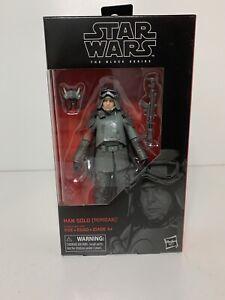 "Star Wars: The Black Series - Han Solo Mimban Mudtrooper 6"" Action Figure"