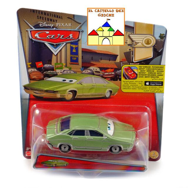 CARS Personaggio PATTI in Metallo scala 1:55 by Mattel Disney