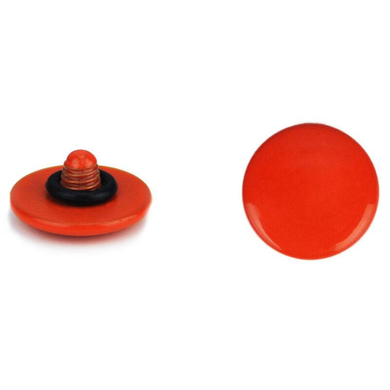JJC Orange Shutter Release Protector Cap for Fujifilm X-Pro2 1 X-E2S X-T2 1 XT20