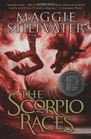 The Scorpio Races By Maggie Stiefvater, (paperback), Scholastic Paperbacks , on sale