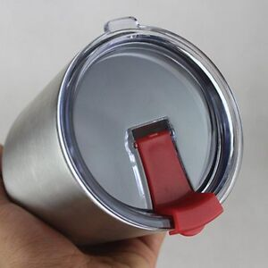 Splashproof-Leakproof-Replacement-Spill-Lid-for-20oz-Tumbler-Travel-Cup-Red