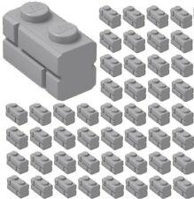 Lego 1x2 Brick Log Palisade Brick Reddish Brown House Building Parts X100 NEW