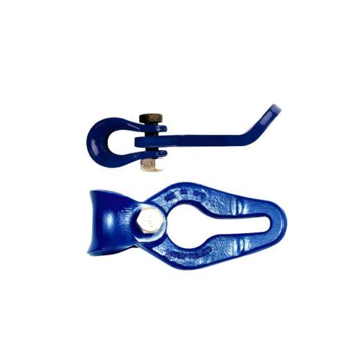 Seilgleitbügel gebogen 45° für Seile bis 16 mm Zugkraft 60kN 32270950 EP