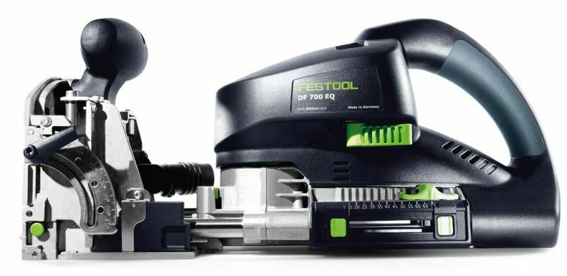 FESTOOL Dübelfräse DF 700 EQ-PLUS DOMINO XL 574320 im Systainer T-Loc Sys 5