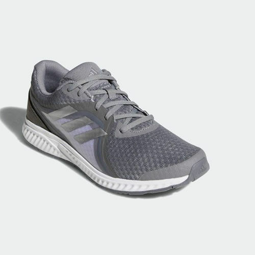 Adidas CG4690 Women Trainer Running shoes Grey Sneakers Running Gym Yoga UK 5.5
