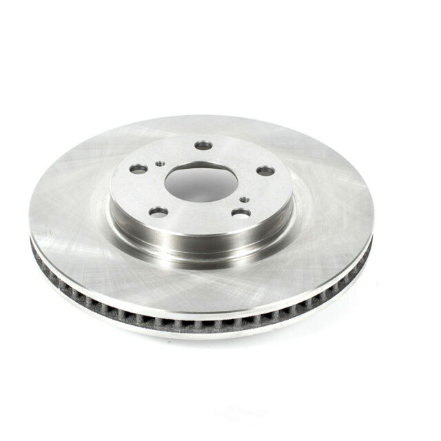 Power Stop JBR1304 Autospeciality Stock Replacement Front Brake Rotor