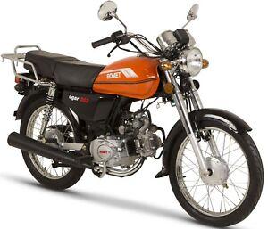 50ccm 4-Takt Motorrad Romet Ogar 202 Moped Bike Roller 50 ccm  neu ovp