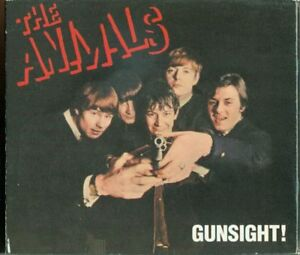 The-Animals-Gunsight-Digipack-Akarma-Cd-Eccellente