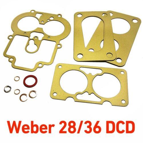 Weber 28//36 DCD service gasket kit repair for Ford CAPRI 1600 GT Cortina Anglia