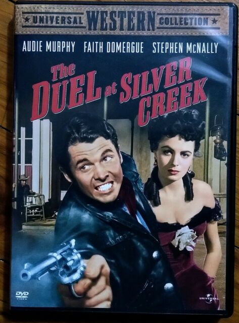 The Duel At Silver Creek (DVD, 2003) Movie R1 US Import