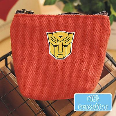 New Super Hero Coin Bag Batman Superman Captain America Transformer Superhero