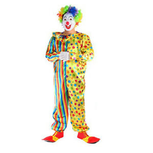 Halloween-Clown-Costume-Stripes-Spotted-Cosplay-Party-Fancy-Dress-Mens-Suit