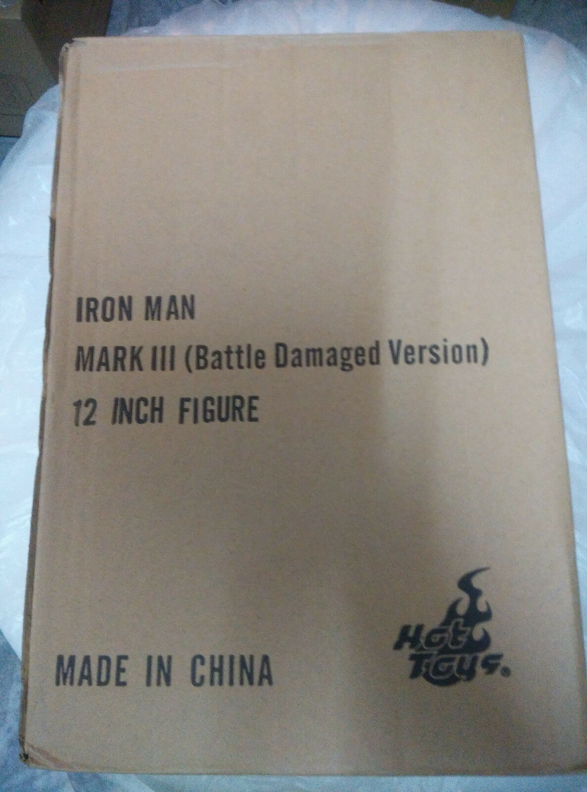 Hot Toys MMS110 Iron Man Mark 3 III Battle Damaged Damaged Damaged Tony Stark Mint in Box CHEAP 6cecc3