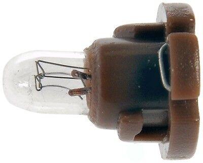 Multi Purpose Light Bulb 1 Bulb White Glass For 03-05 Honda Pilot Dorman 639-039