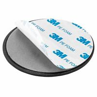 Ap020: 90mm 3m 3.5 Adhesive Mounting Disk For Car Dashboards, Gps, Smartphones