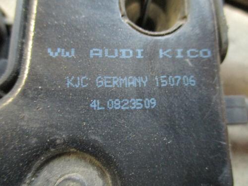Motorhaubenschloss Audi Q7 4L Haubenschloss Motorhaube 4L0823509 4L0823533A