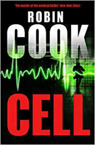 1 of 1 - Cell, New, Cook, Robin Book